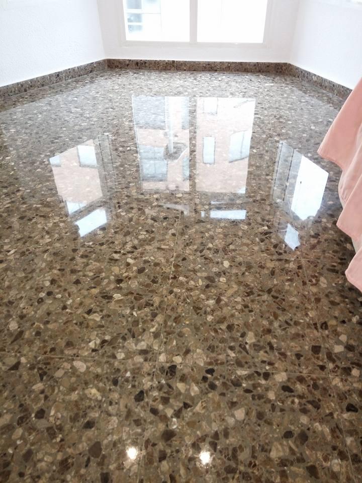 Como pulir suelo de terrazo cool com anuncios de maquinas - Pulir marmol a mano ...